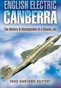 English Electric Canberra by Bruce Barrymore Halpenny